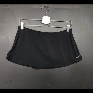 Nike Sheer Panel Tennis Skirt